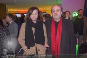 Österreichischer Filmpreis - Schloss Grafenegg - Mi 31.01.2018 - Elisabeth AUER, Paulus MANKER24