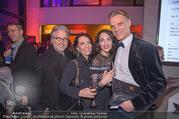 Österreichischer Filmpreis - Schloss Grafenegg - Mi 31.01.2018 - Adi und Ela HIRSCHAL mit Tochter Maddalena Noemi, Markus GERTKEN41