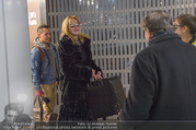 Melanie Griffith Ankunft - Flughafen und Grand Hotel - Di 06.02.2018 - Melanie GRIFFITH, Richard LUGNER8