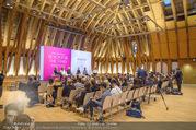 Swarovski Podiumsdiskussion - TU Wien Kuppelsaal - Mi 07.02.2018 - Podium, Publikum, Kuppelsaal42