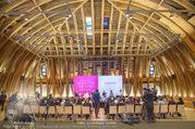 Swarovski Podiumsdiskussion - TU Wien Kuppelsaal - Mi 07.02.2018 - Podium, Publikum, Kuppelsaal44