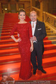 Opernball 2018 - Wiener Staatsoper - Do 08.02.2018 - Kristina INHOF, Dominique MEYER13
