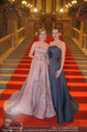 Opernball 2018 - Wiener Staatsoper - Do 08.02.2018 - Maria GRO�BAUER GROSSBAUER, Anelia PESCHEV22