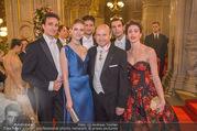 Opernball 2018 - Wiener Staatsoper - Do 08.02.2018 - 56