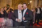 Opernball 2018 - Wiener Staatsoper - Do 08.02.2018 - Daniel und Harald SERAFIN100