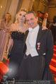 Opernball 2018 - Wiener Staatsoper - Do 08.02.2018 - Christian RAINER mit Freundin Sonja119