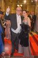 Opernball 2018 - Wiener Staatsoper - Do 08.02.2018 - DJ �tzi Gerry FRIEDLE mit Sonja128