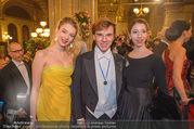 Opernball 2018 - Wiener Staatsoper - Do 08.02.2018 - Yuri REVICH mit Begleitung153