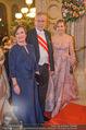 Opernball 2018 - Wiener Staatsoper - Do 08.02.2018 - Alexander VAN DER BELLEN, Doris SCHMIDAUER, Maria GRO�BAUER GRO172