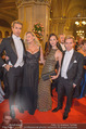 Opernball 2018 - Wiener Staatsoper - Do 08.02.2018 - Sibylle RAUCH, Nicole MIETH, Florian WESS, Helmut WERNER177