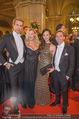Opernball 2018 - Wiener Staatsoper - Do 08.02.2018 - Sibylle RAUCH, Nicole MIETH, Florian WESS, Helmut WERNER178