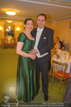 Opernball 2018 - Wiener Staatsoper - Do 08.02.2018 - Niki Nikolaus und Christina VENTURINI238