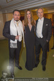 Opernball 2018 - Wiener Staatsoper - Do 08.02.2018 - Klemens HALLMANN, Erwin WURM mit Ehefrau Elise243