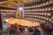 Opernball 2018 - Wiener Staatsoper - Do 08.02.2018 - Festsaal, Baller�ffnung, Blick aus einer Loge, �bersichtsfoto261