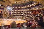 Opernball 2018 - Wiener Staatsoper - Do 08.02.2018 - Festsaal, Baller�ffnung, Blick aus einer Loge, �bersichtsfoto263
