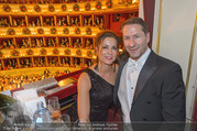 Opernball 2018 - Wiener Staatsoper - Do 08.02.2018 - Franko FODA mit Ehefrau Andrea272