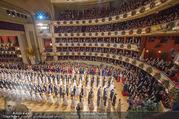 Opernball 2018 - Wiener Staatsoper - Do 08.02.2018 - Festsaal, Baller�ffnung, Blick aus einer Loge, �bersichtsfoto276