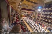 Opernball 2018 - Wiener Staatsoper - Do 08.02.2018 - Festsaal, Baller�ffnung, Blick aus einer Loge, �bersichtsfoto280