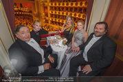Opernball 2018 - Wiener Staatsoper - Do 08.02.2018 - Melanie GRIFFITH, Richard LUGNER, Simona, Waldemar FESTENB285