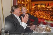 Opernball 2018 - Wiener Staatsoper - Do 08.02.2018 - Richard LUGNER, Melanie GRIFFITH287