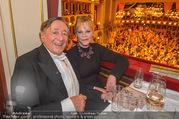 Opernball 2018 - Wiener Staatsoper - Do 08.02.2018 - Richard LUGNER, Melanie GRIFFITH288