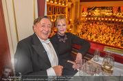 Opernball 2018 - Wiener Staatsoper - Do 08.02.2018 - Richard LUGNER, Melanie GRIFFITH289