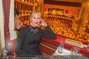 Opernball 2018 - Wiener Staatsoper - Do 08.02.2018 - Melanie GRIFFITH (Logenfoto)290