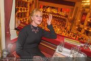 Opernball 2018 - Wiener Staatsoper - Do 08.02.2018 - Melanie GRIFFITH (Logenfoto)291