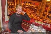Opernball 2018 - Wiener Staatsoper - Do 08.02.2018 - Melanie GRIFFITH (Logenfoto)292