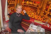 Opernball 2018 - Wiener Staatsoper - Do 08.02.2018 - Melanie GRIFFITH (Logenfoto)293