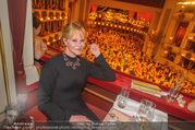 Opernball 2018 - Wiener Staatsoper - Do 08.02.2018 - Melanie GRIFFITH (Logenfoto)294