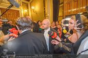 Opernball 2018 - Wiener Staatsoper - Do 08.02.2018 - Cathy LUGNER interviewt Melanie GRIFFITH und Richard LUGNER299