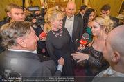 Opernball 2018 - Wiener Staatsoper - Do 08.02.2018 - Cathy LUGNER interviewt Melanie GRIFFITH und Richard LUGNER300