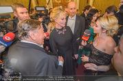 Opernball 2018 - Wiener Staatsoper - Do 08.02.2018 - Cathy LUGNER interviewt Melanie GRIFFITH und Richard LUGNER301