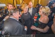 Opernball 2018 - Wiener Staatsoper - Do 08.02.2018 - Cathy LUGNER interviewt Melanie GRIFFITH und Richard LUGNER302