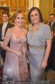 Opernball 2018 - Wiener Staatsoper - Do 08.02.2018 - Maria GRO�BAUER GROSSBAUER, Elisabeth K�STINGER315