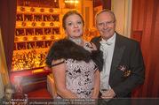 Opernball 2018 - Wiener Staatsoper - Do 08.02.2018 - Karl und Christine MAHRER321