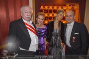Opernball 2018 - Wiener Staatsoper - Do 08.02.2018 - Michael H�UPL mit Ehefrau Barbara334