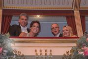 Opernball 2018 - Wiener Staatsoper - Do 08.02.2018 - Georg STUMPF, Patricia SCHALKO, Kathi STUMPF, Alex BEZA344