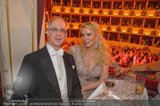 Opernball 2018 - Wiener Staatsoper - Do 08.02.2018 - Georg STUMPF, Patricia SCHALKO347