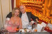Opernball 2018 - Wiener Staatsoper - Do 08.02.2018 - Joanna und Kurt MANN350