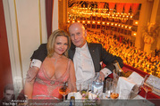 Opernball 2018 - Wiener Staatsoper - Do 08.02.2018 - Joanna und Kurt MANN351
