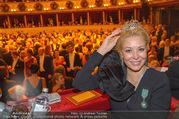 Opernball 2018 - Wiener Staatsoper - Do 08.02.2018 - Nadja SWAROVSKI mit Kr�nchen362