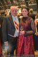 Juristenball - Hofburg - Mo 12.02.2018 - Rudolf HUNDSTORFER mit Ehefrau Karin RISSER40