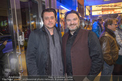 Kinorpremiere Arthur & Claire - Gartenbaukino - Di 13.02.2018 - Martin LEUTGEB, Thomas MRAZ1