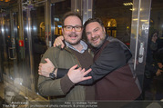 Kinorpremiere Arthur & Claire - Gartenbaukino - Di 13.02.2018 - Martin LEUTGEB, Thomas MRAZ4