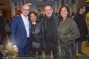 Kinorpremiere Arthur & Claire - Gartenbaukino - Di 13.02.2018 - Thomas HROCH, Familie Otto und Shirley RETZER mit Tochter Olivia5