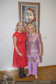 WOW! The Heidi Horten Collection VIP Preview - Leopold Museum - Mi 14.02.2018 - Heidi HORTEN, Agnes HUSSLEIN2