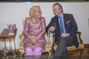WOW! The Heidi Horten Collection VIP Preview - Leopold Museum - Mi 14.02.2018 - Heidi HORTEN mit Ehemann Graf Carl (Karl Kari) GOESS12