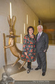 WOW! The Heidi Horten Collection VIP Preview - Leopold Museum - Mi 14.02.2018 - Suzanne HARF mit Ehemann Wolfgang SCHWARZHAUPT20